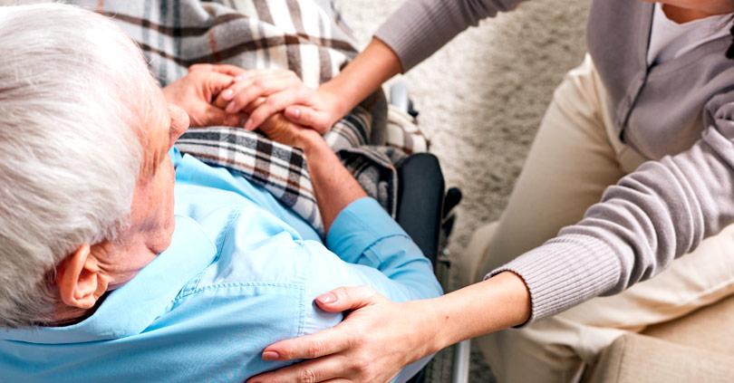 cuidados ancianos en casa